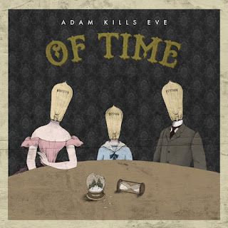 Adam Kills Eve - Of Time (2016) - Album Download, Itunes Cover, Official Cover, Album CD Cover Art, Tracklist