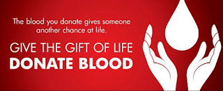 Blood donate and save a life