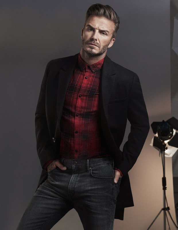 H&M Modern Essentials by David Beckham Fall 2015