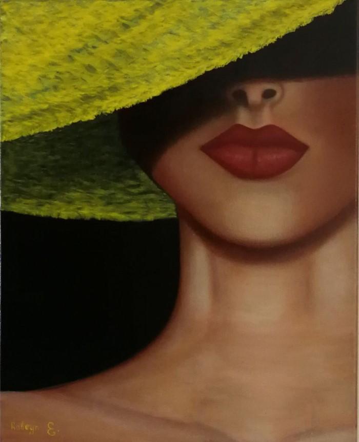 Бельгийский художник. Evgeniya Robeyn