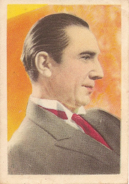 Cromo de Bela Lugosi