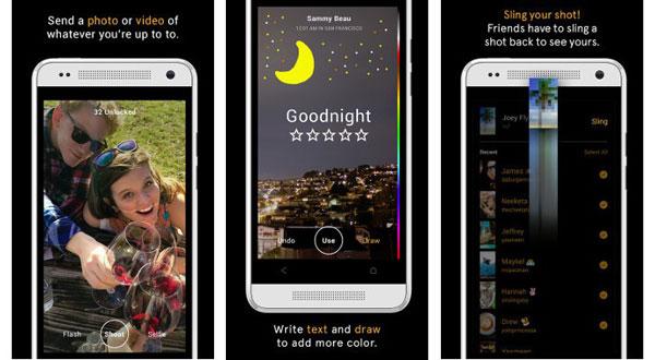 Slingshot Facebook untuk Android Siap Didownload