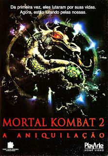 Baixar Filme Mortal Kombat 2 - A Aniquilação Dublado Torrent