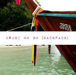 Aktiviti Di Krabi 4H 3M 📌