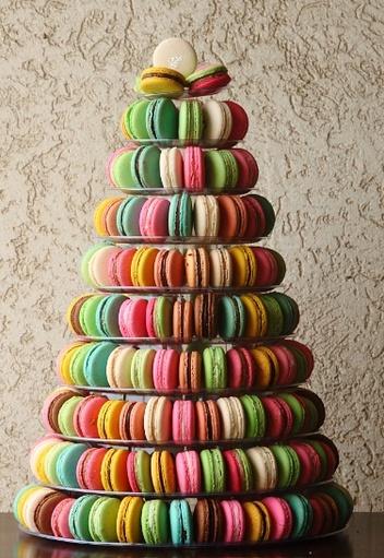 Wedding DIY: 主題婚禮--Macaron
