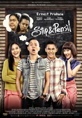 Trailer Film Stip & Pensil 2017