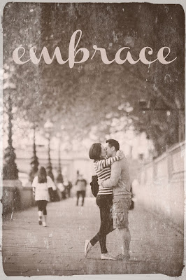 Fickle Craftroom Blog | One Little Word: Embrace