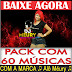 Pack Com 60 Músicas Com A Marca Alô Méury ((( Grave Sua Música (91) 98107-4900 )))