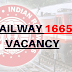RAILWAY 1665 VACANCY | MINISTERIAL AND ISOLATED
