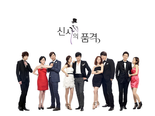 Drama Korea A Gentleman's Dignity Subtitle Indonesia