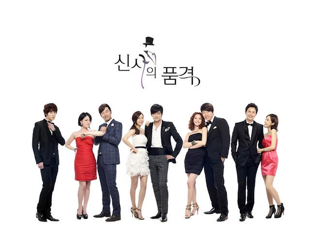 Menceritakan tentang intrik dan percintaan empat orang lelaki paruh baya yang tetap merasa Drama Korea A Gentleman's Dignity Subtitle Indonesia [Episode 1 - 20 : Complete]