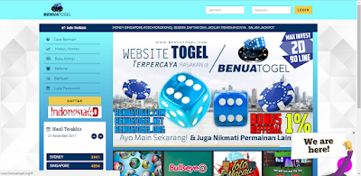 Screenshot_1 BENUATOGEL AGEN TOGEL ONLINE AMAN