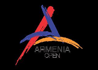 Armenia Open Logo Vector