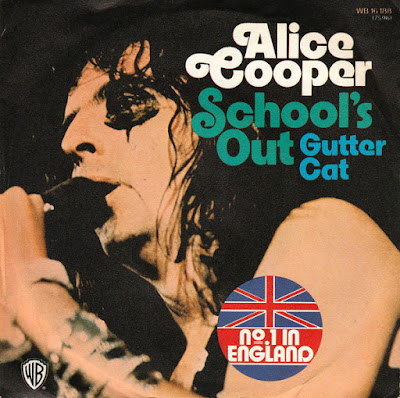 School's Out / Alice Cooper / Single 1972