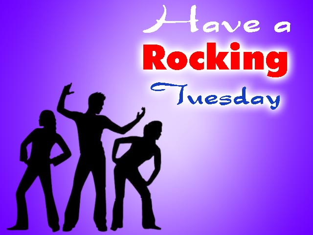 Music With Mr. Barrett: Have A ROCKING Tuesday