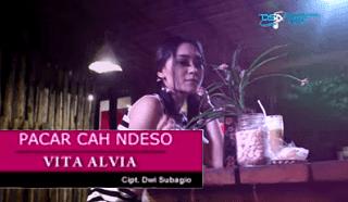 Lirik Lagu Pacarku Cah Ndeso - Vita Alvia