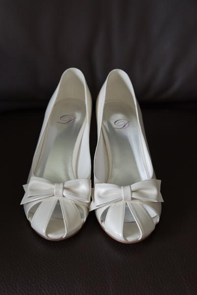 mariage chaussure
