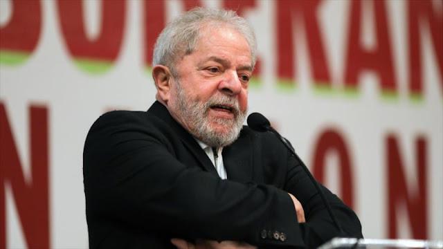 Lula da Silva promete referendo 'revocatorio' contra Temer