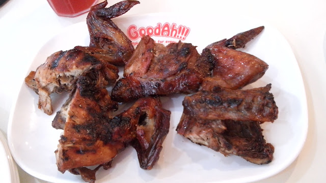 goodah barbeque chicken