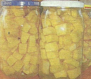 Заготовки на зиму-Пряно ароматные цукини