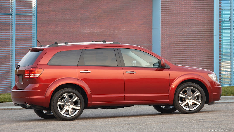 Our top car brands auto blog added HD Dodge Journey SRT6 Cars Photos  title=