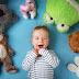 Une peluche interactive pour développer le langage et l'imagination
