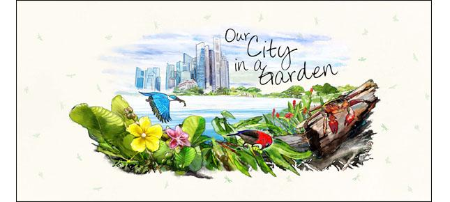 Our City In A Garden - Presentation Pack