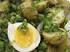 Pesto and Egg Potato Salad