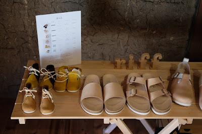 松本市四賀の古民家カフェ KAJIYA(カジヤ)靴工房りふ