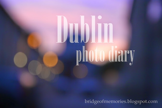 Dublin, Ireland - photo diary