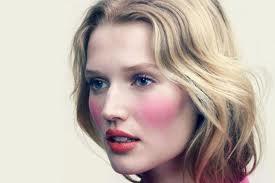 Como usar blush corretamente