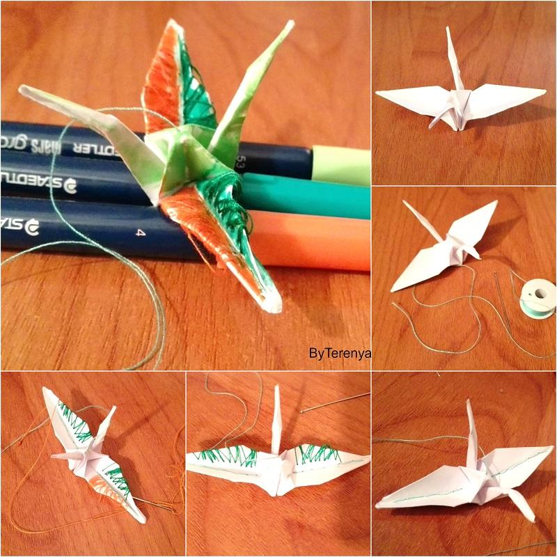 manualidades-grulla-origami