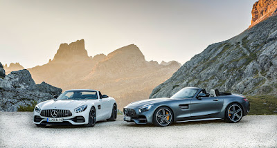 Mercedes-AMG GT C Roadster 2018 Review, Specs, Price