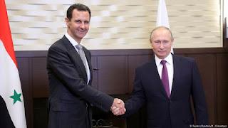 DW: Ειρηνοποιός ο Πούτιν στη Συρία;