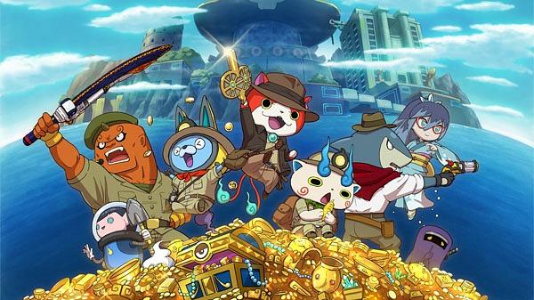 Yo-Kai Watch Busters 2 será para 3DS y llegará en invierno