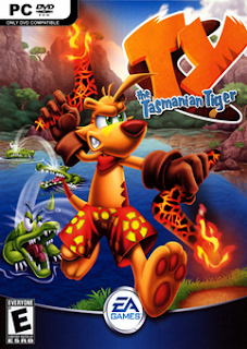 Download TY the Tasmanian Tiger PC Game Gratis