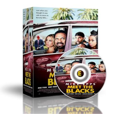 Meet The Blacks 2016 Avi-720p-BluRay-Ingles Subtitulos Español