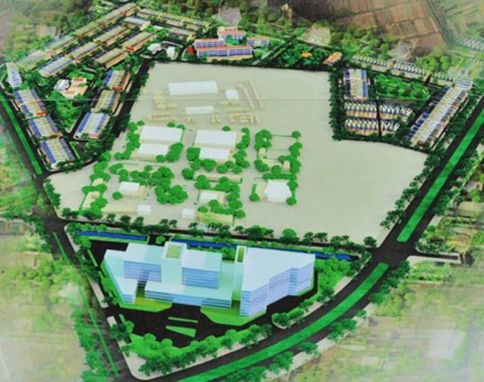 Công bố quy hoạch khu tái định cư huyện Đông Anh