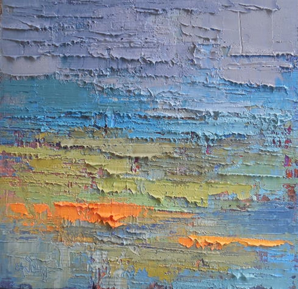 palette knife painters international abstract oil painting daily
