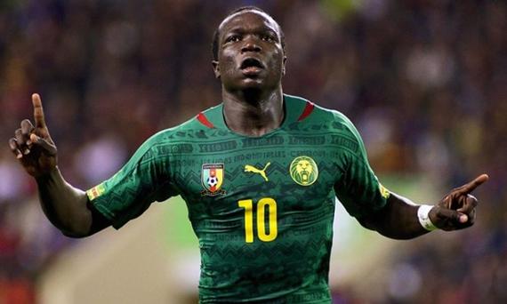 Vincent Aboubakar - Cameroon