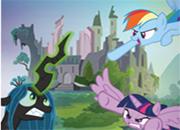 Los guardianes de la armonia pony juego