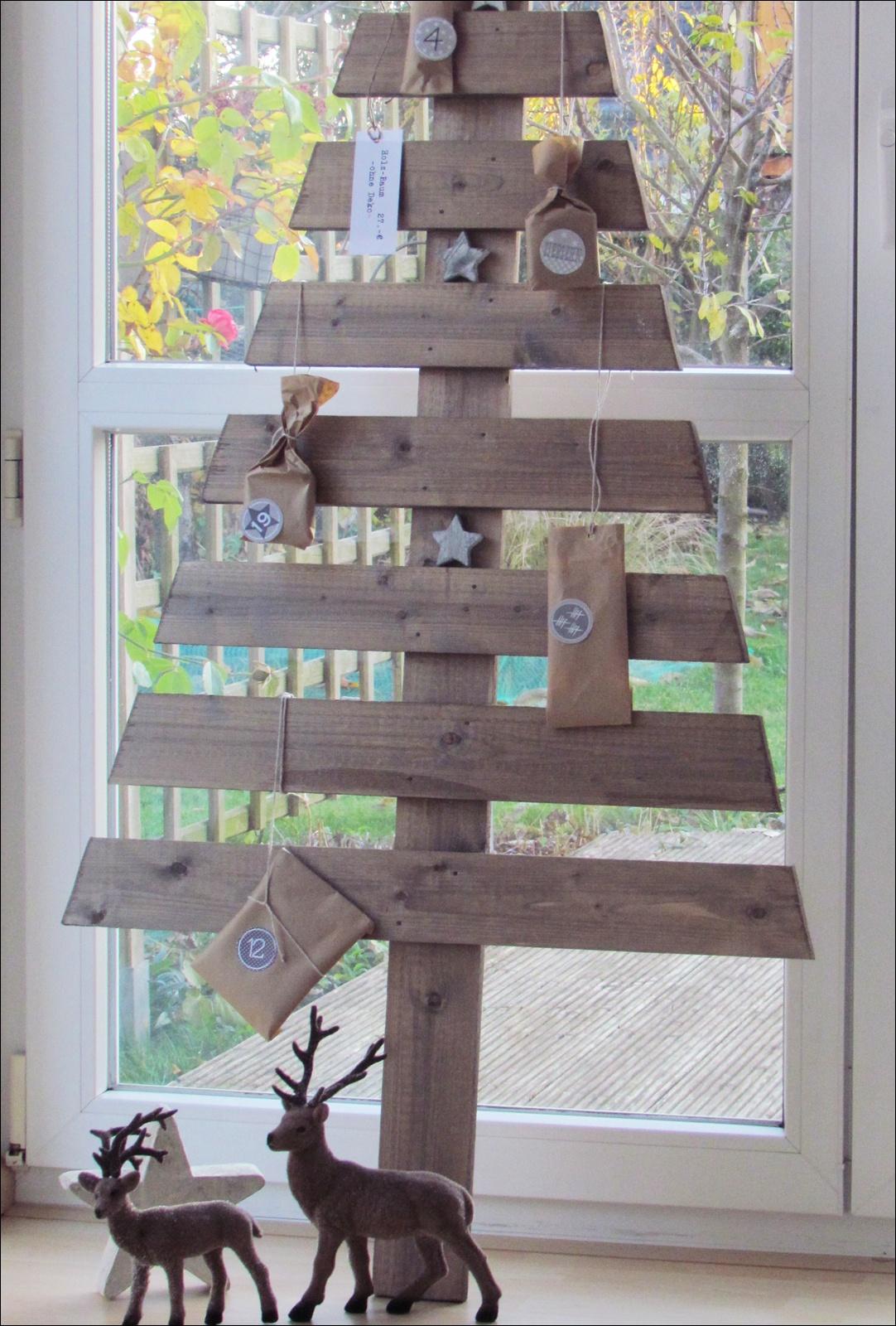 Adventskalender Holz Baum : meine rosarote seite adventskalender freebie ~ Watch28wear.com Haus und Dekorationen