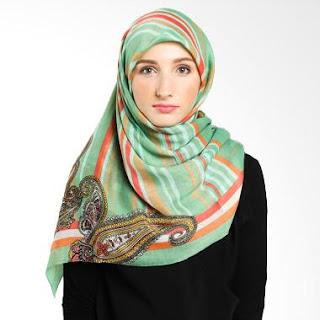 Jilbab Elzatta Kombinasi