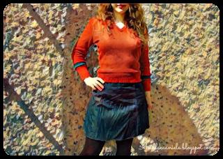 Sweater refashion / Jak skrócić sweter i wydłużyć rękawy ? / Diy tutorial