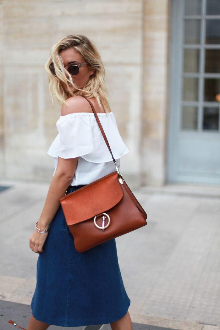 Fashion Cognoscente: Trend Alert: Chloé Faye Shoulder Bag