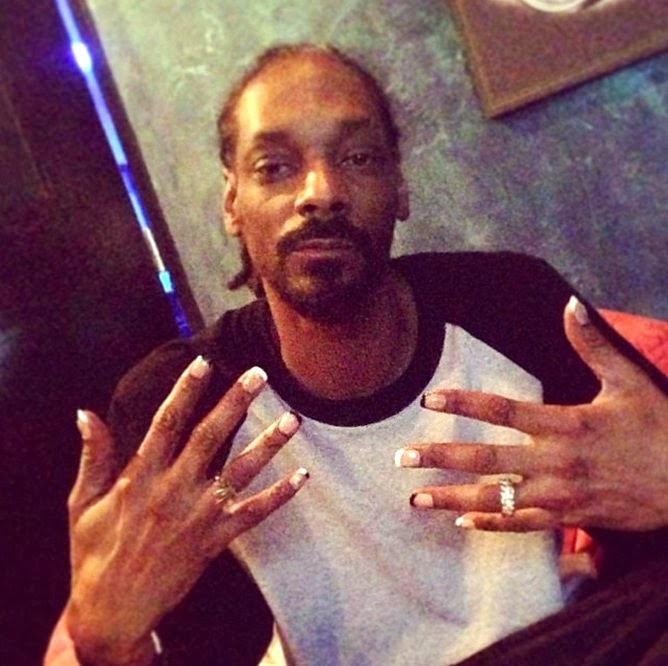 50 Cent Puts Snoop Dog On Blast For Getting A Manicure On The Real