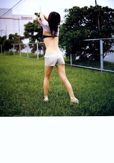Gái xinh facebook Ayaka Komatsu