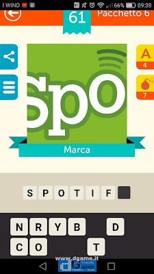 Iconica Italia Pop Logo Quiz soluzione pacchetto 6 livelli 61-100