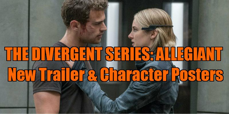 The Divergent Series Allegiant Brand