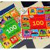 Moje pierwsze 100...- książki dla najmłodszych